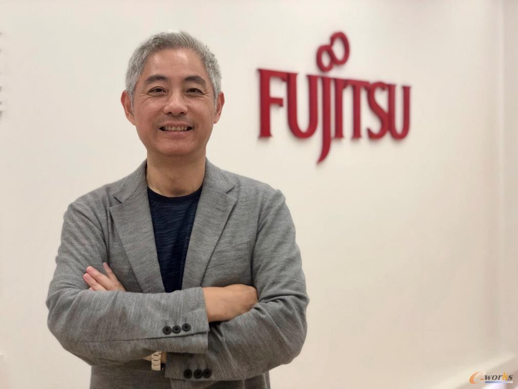 富士通(中国)信息系统有限公司CEO薛卫先生