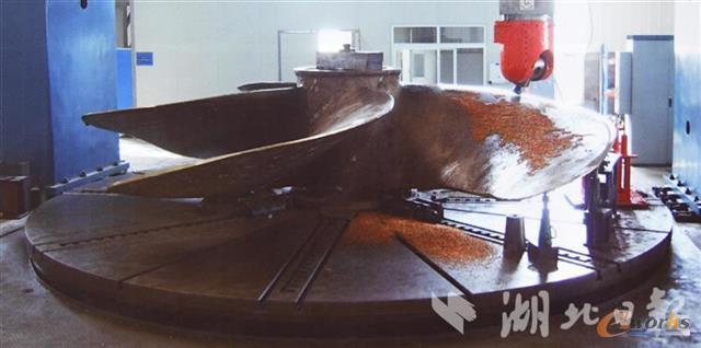 重型七轴五联动车铣复合加工中心