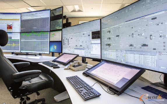 现代化的控制系统是将人员、工厂和数据聚集在一起,促进业务发展的机会
