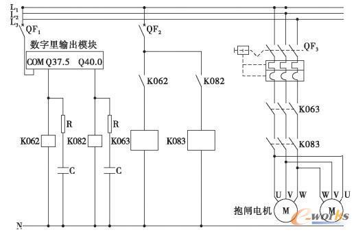 优化电气控制原理图