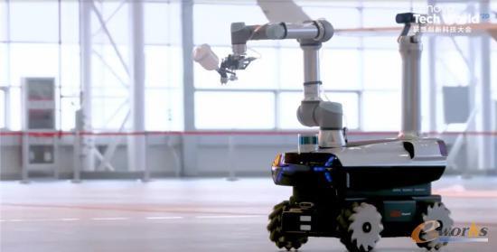 联想晨星工业机器人