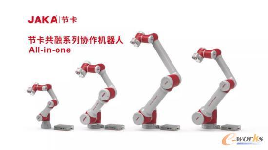 节卡共融系列协作机器人