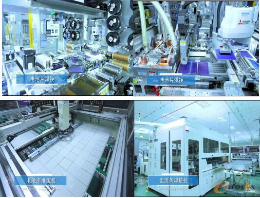 各类核心工艺制造联网设备