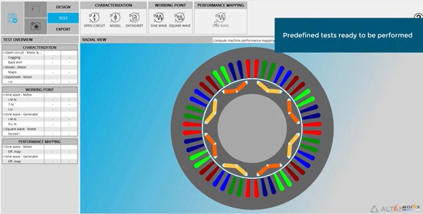 基于FluxMotor快速完成电机概念设计