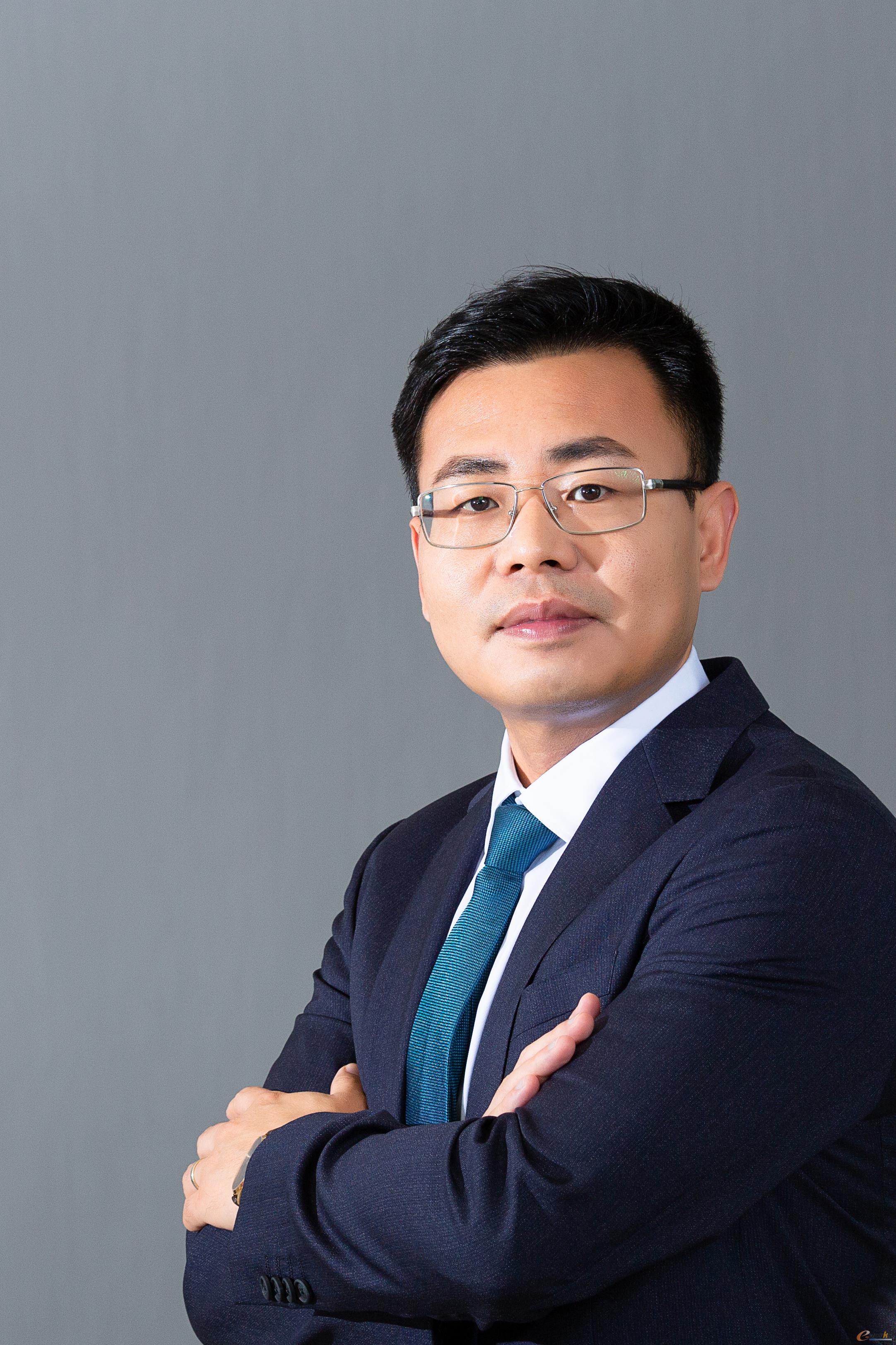 海克斯康制造智能集团 大中华区执行总裁 郝健