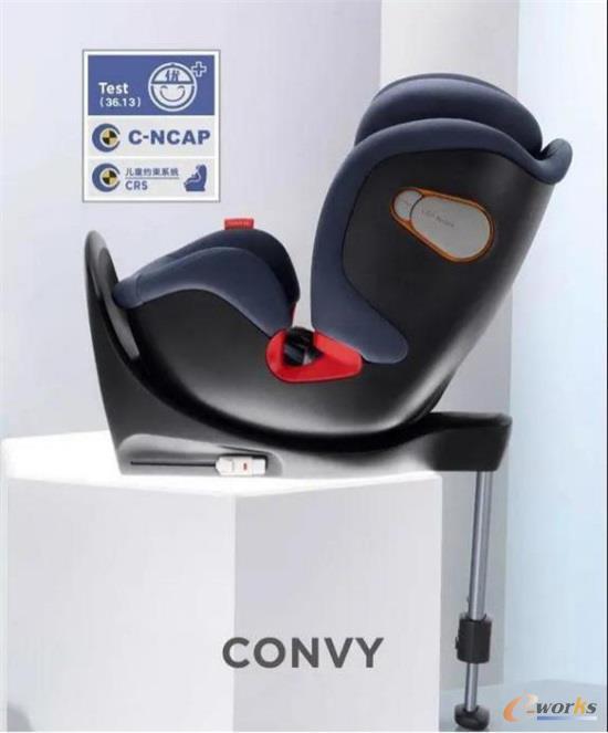 """CONVY获C-NCAP唯一""""优+""""评级"""
