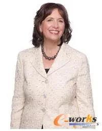 QAD公司总裁Pam Lopker女士