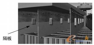 回转式空气预热器内部结构