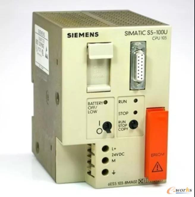 Siemens S5 PLC