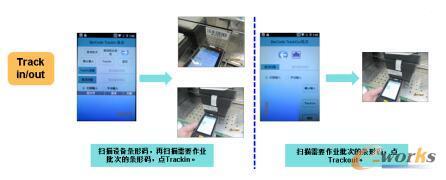 PDA融合移动MES在净化间的操作使用示例