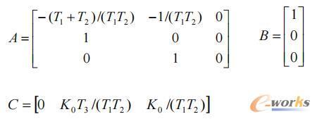 数学模型参数矩阵