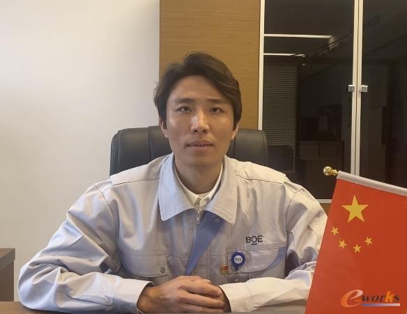 成都中电熊猫显示科技有限公司信息技术部部长仇善海
