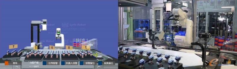 利元亨数字孪生实验平台