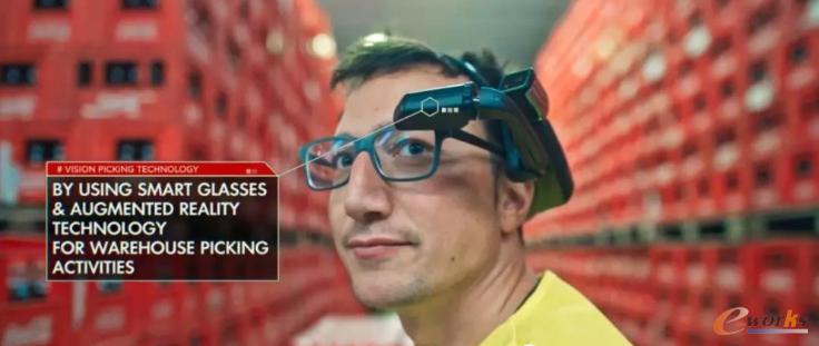 图1 智能眼镜