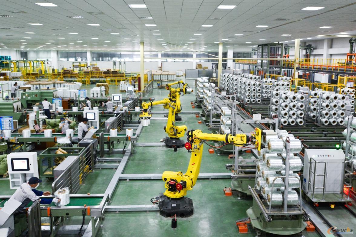玻璃纤维数字工厂