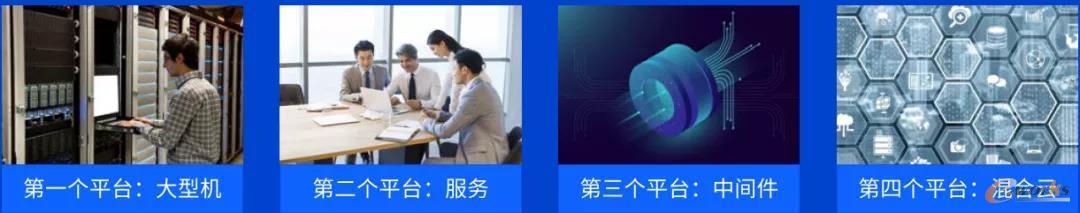 """IBM全力打造""""第四平台"""""""
