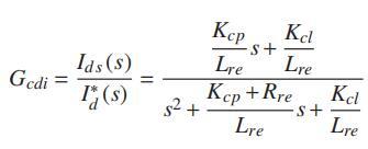 闭环的传输函数