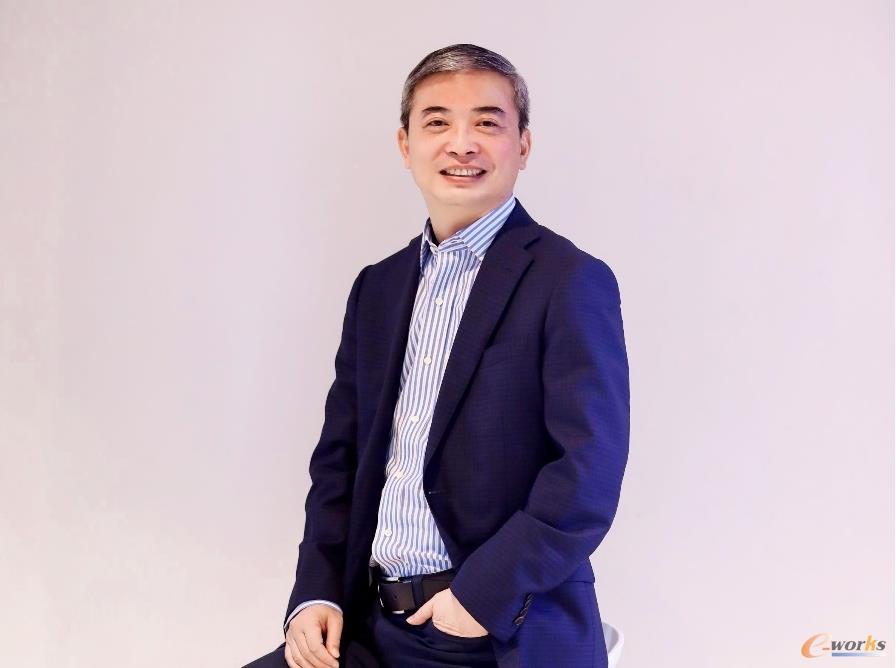 易路联合创始人兼总裁 缪青先生