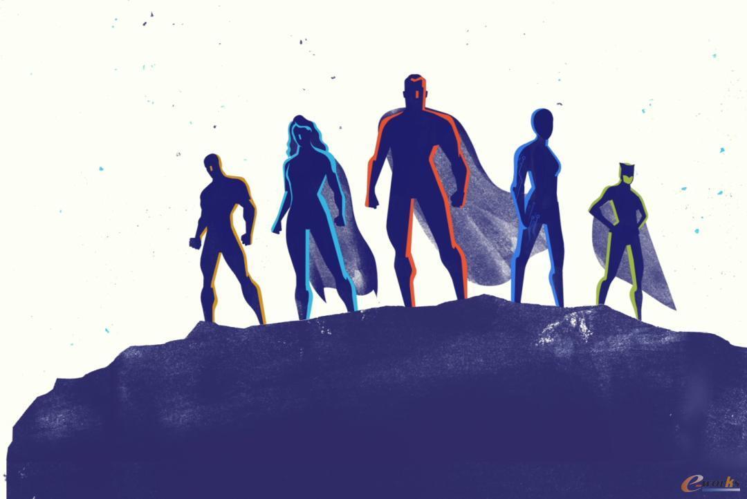 GE数字集团,打造工业界的超级英雄