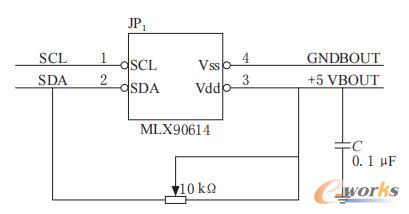 温度传感器电路设计
