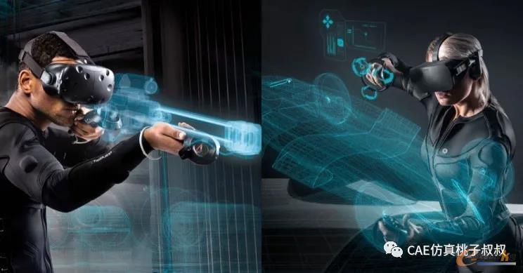 模型重构之VR显示技术