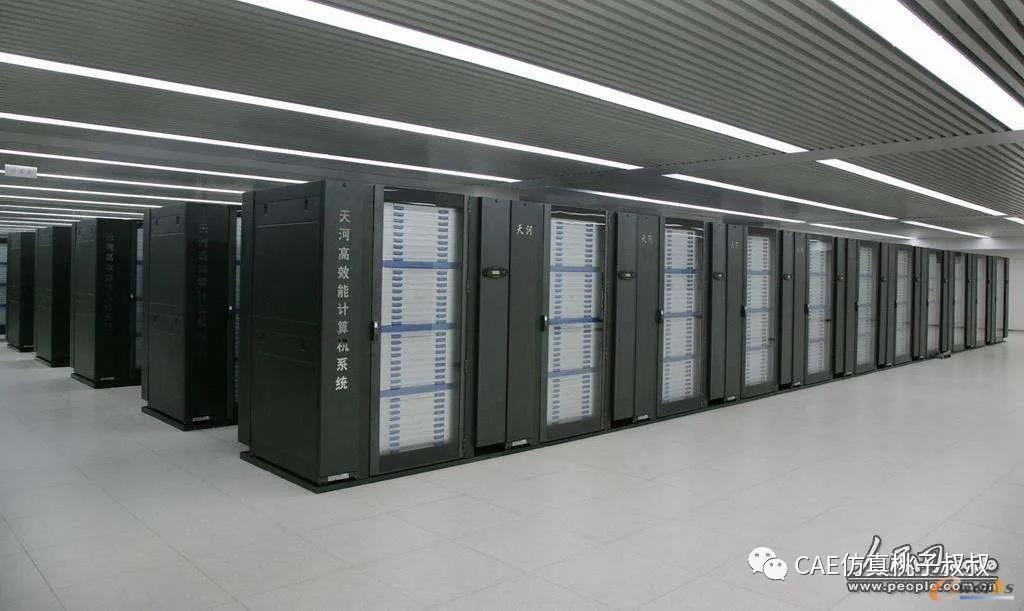 超级计算机-中国天河