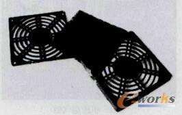风扇过滤器和护罩