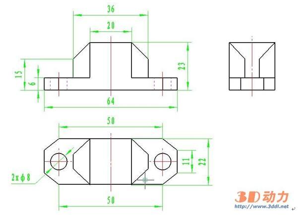 如何在CATIA工程制图中自动生成尺寸