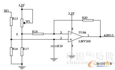 电流/电压转换电路图