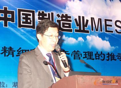 CAXA开发部副总经理 张自强