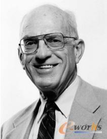首次提出有限元名称的Ray W. Clough博士