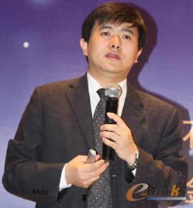 e-works 总经理  黄培