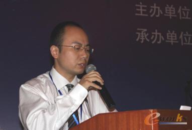 蓝灯科技总经理 张琼晓先生