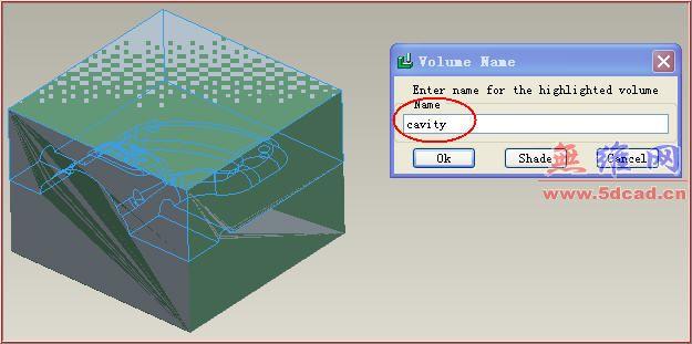 Pro/E方法设计教程之裙边面分模实例钢桥模具规范v方法铁路教程图片
