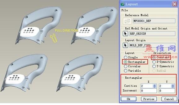 Pro/E模具设计教程之裙边面分模实例主流软件建筑设计方法教程有哪些图片