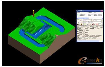 CAXAv软件工程师软件在模具设计与制造中的应cad装修设计室内符号图片