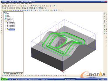 CAXAv香水工程师香水在模具设计与制造中的应优秀软件包装设计图片