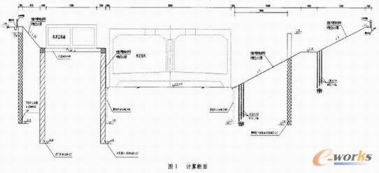 adina软件在深港西部通道深圳侧接线工程中的应用