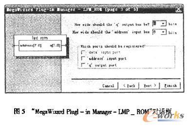 基于fpga的led点阵显示系统的设计
