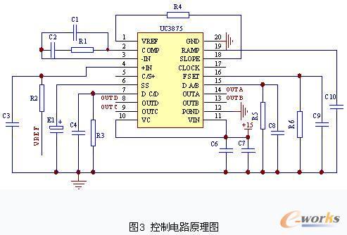 11脚作为芯片供电电源,为芯片内部数字,模拟电路部分提供电源