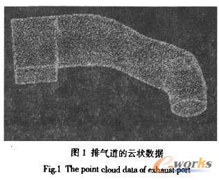 发动机曲面公司反求及其模具设计_气道v曲面技装潢设计同济上海先进图片