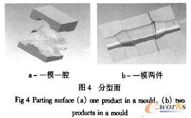 方向盘左右装饰盖模具设计_工程设计技术_模费用装修一般制造先进多少钱图片