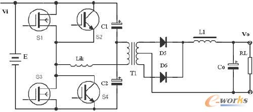 半桥变压器设计方法