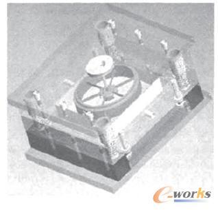 虚拟制造技术在模具设计及制造中的应用_虚拟萨菲隆战锤设计图图片