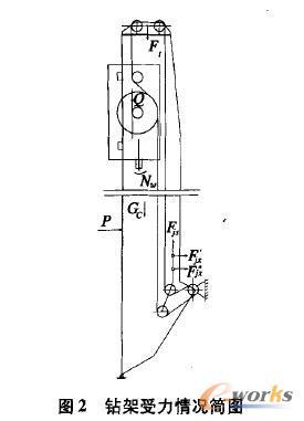 链条张紧装置结构图