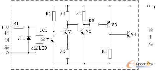 直流固态继电器原理