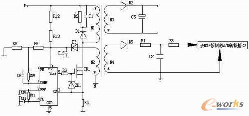 隔离变压器原理图
