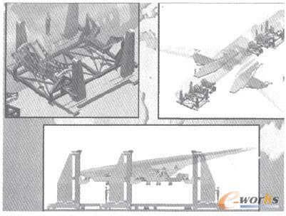 l 我国飞机工装设计制造研究现状  我国航空工业