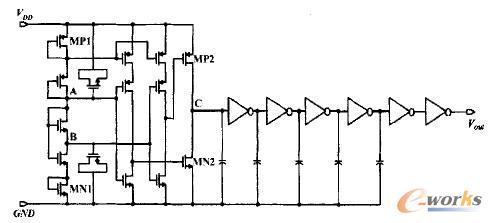 上电复位电路原理图