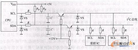 电源隔离电路图